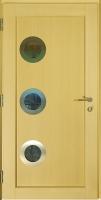 Haustüre Modell KREMS - von innen