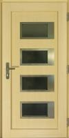 Haustüre Modell NAVY - von innen