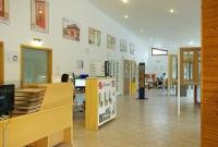Herstellungswerk und Präsentationsstudio Slavonice