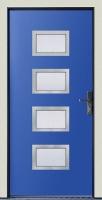Holz-Alu-Haustüren PROGRESSION - Konstruktion STYLE