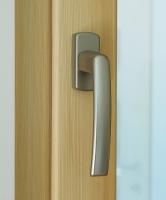 Holz-Alu-Fenster HA110 - Lärche
