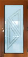 Holz-Alu Haustüren CLASSIC interier